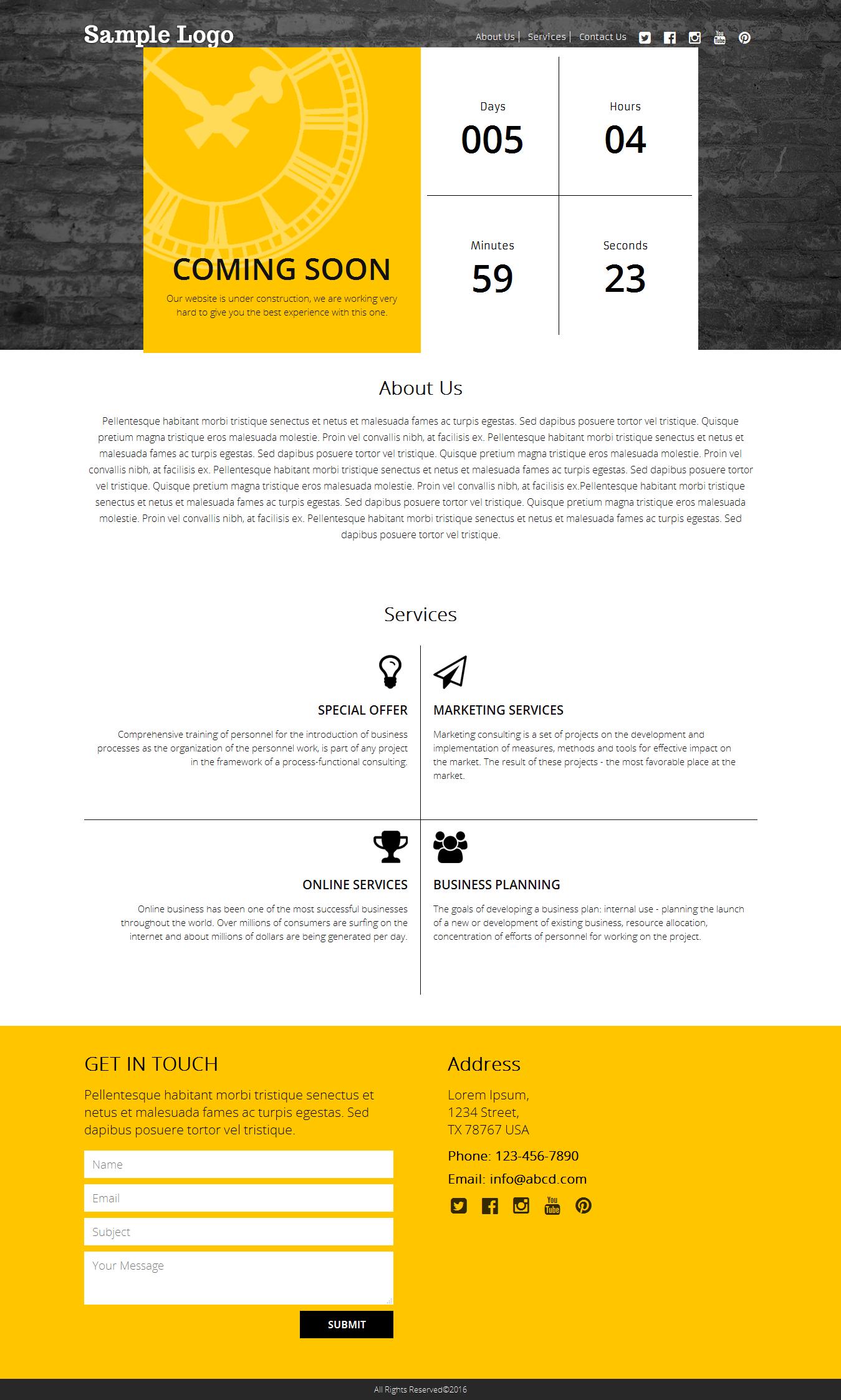 Under Construction / Maintenance Mode - WordPress Plugin ...