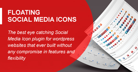 Floating Social Media Icon - Wordpress Plugin - Acurax